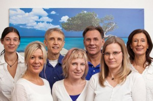 Naturheilkunde Experten Team Aschaffenburg Gruppenbild