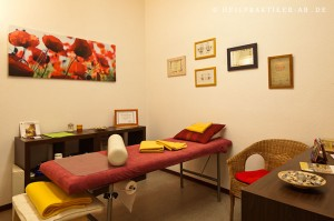 Fussreflexzonen Massage Paxis Eisert